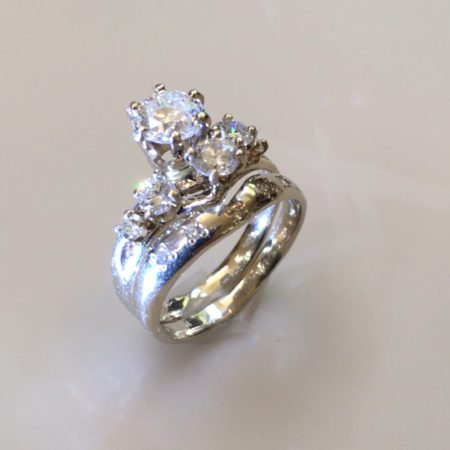 Engagement rings for women's