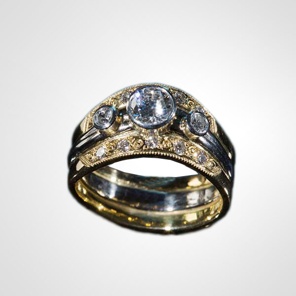 Engagement Rings For Women S Unity Wedding Band
