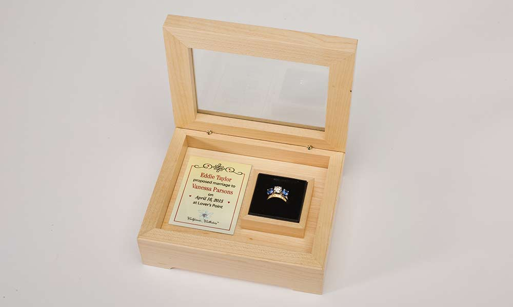 Love Collection Ring Box